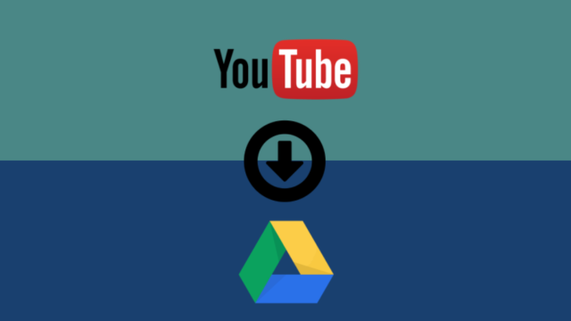 Cómo descargar videos de YouTube, música, software y documentos directamente a Google Drive