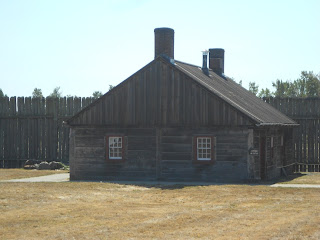 fort vancouver blacksmith shop