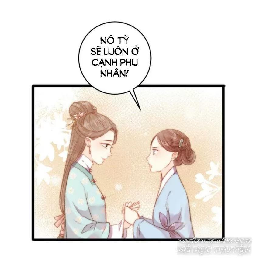 Nàng Phi Cửu Khanh - Thần Y Kiều Nữ chap 54 - Trang 5