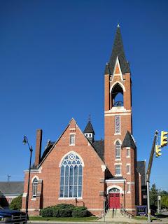 Wabash Avenue Presbyterian, Crawfordsville, Indiana