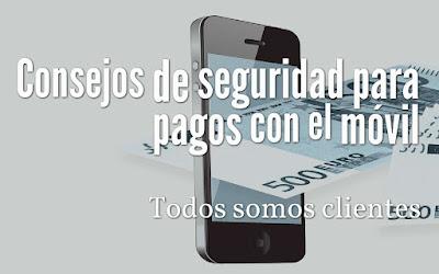 Consejos de seguridad para pagos con el móvil