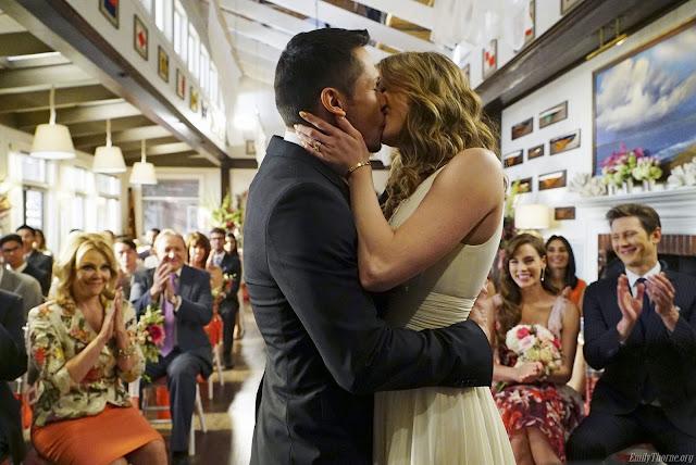 Casamento Amanda Clark Emily Revenge