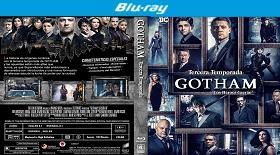 Gotham season 3 BLURAY