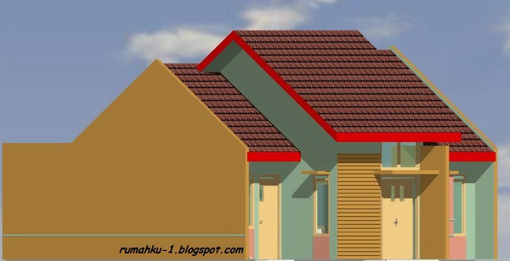 gambar desain rumah 80 meter