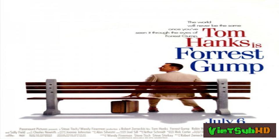 Phim Cuộc Đời Forrest Gump VietSub HD | Forrest Gump 1994