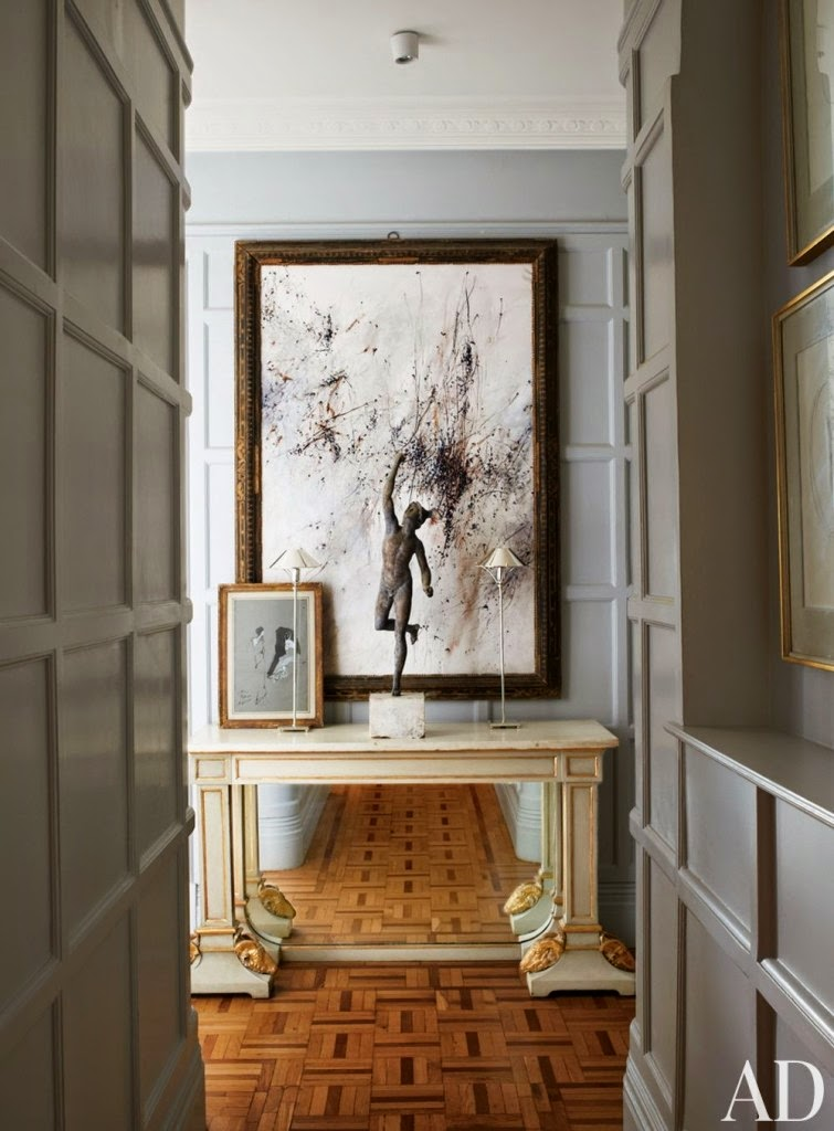 9c6180de8ed1e Decor Inspiration London pied-a-terre of Paolo Moschino and Philip Vergeylen.