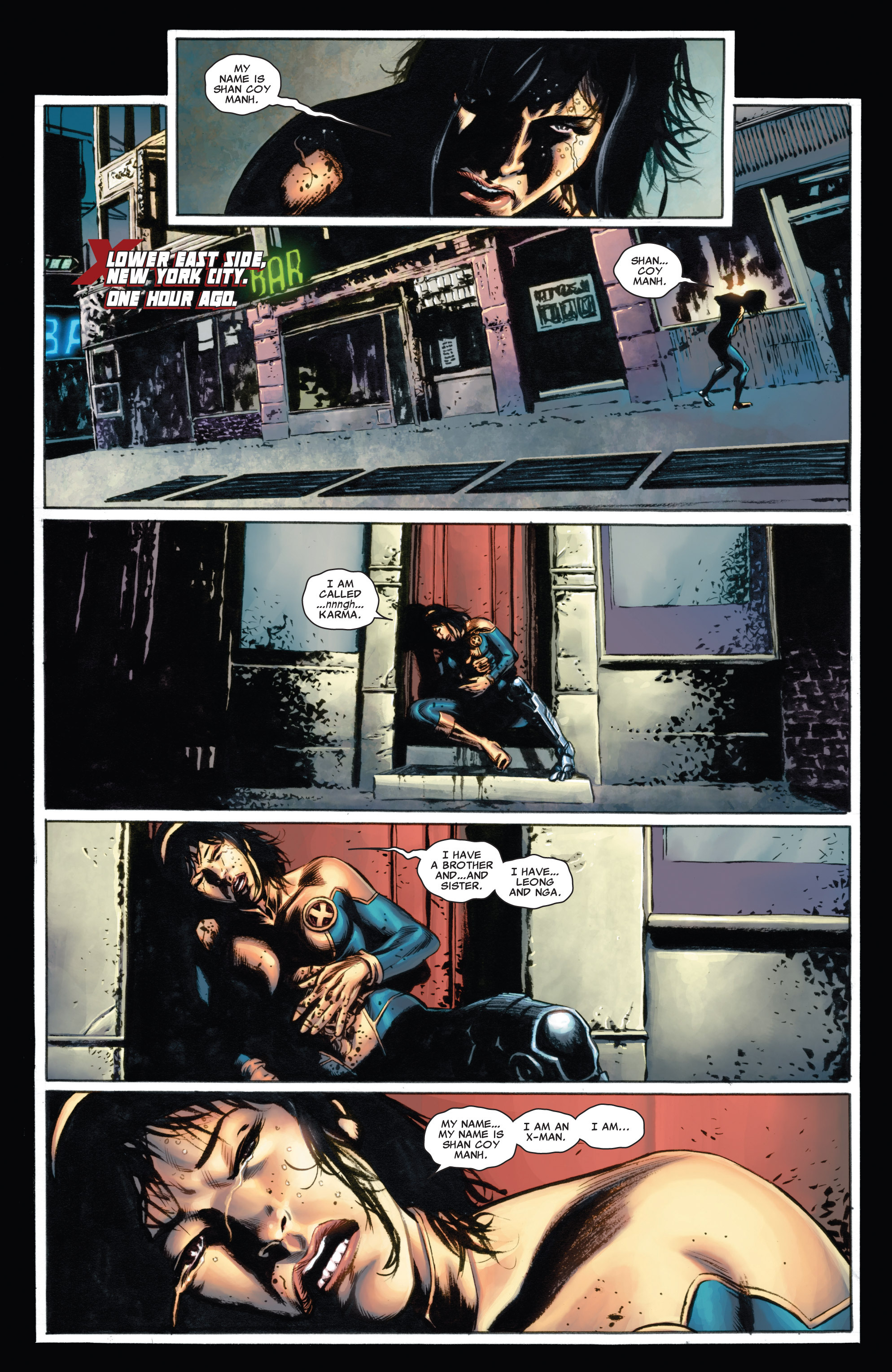 Read online Astonishing X-Men (2004) comic -  Issue #52 - 4