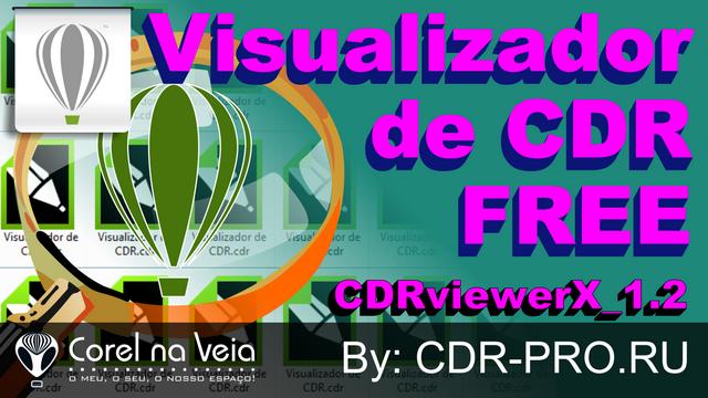 CDRviewerX 1.2 CDR-PRO.RU