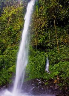 Foto dan Gambar Air Terjun Lider, Yang Terindah dan Tertinggi Di Banyuwangi