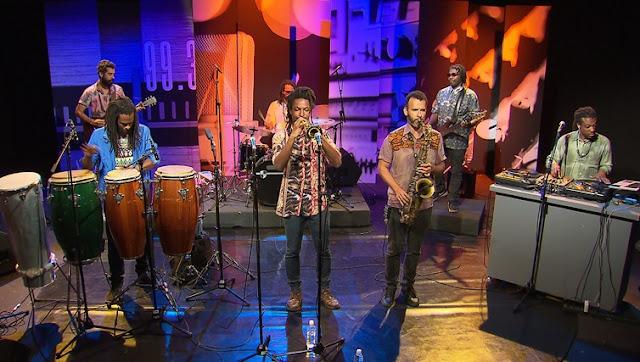 Afrojazz é a atração de Ao Vivo entre Amigos da TV Brasil