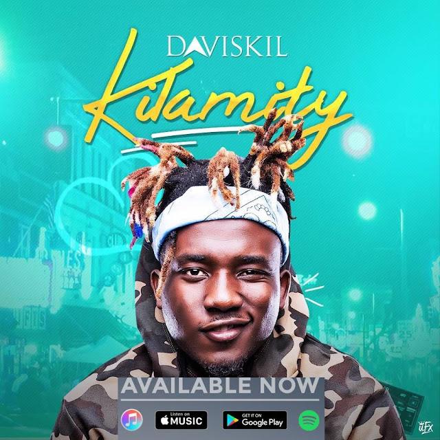 """O rapper nigeriano Daviskil que atualmente reside no Brasil, lança a música """"Kilamity"""""""