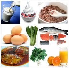 13 Jenis Makanan Berkalsium Tinggi