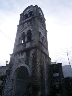 ο ναός της αγίας Μαρίνας στα Ιωάννινα