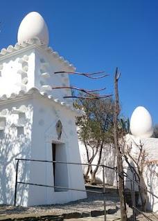 Casa Museo Dalí de Portlligat, Cadaqués.