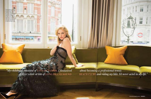 Actress, @ Emily Wickersham - Watch Magazine, June 2016
