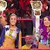 Sasha Banks fala sobre a criação dos títulos de tag team