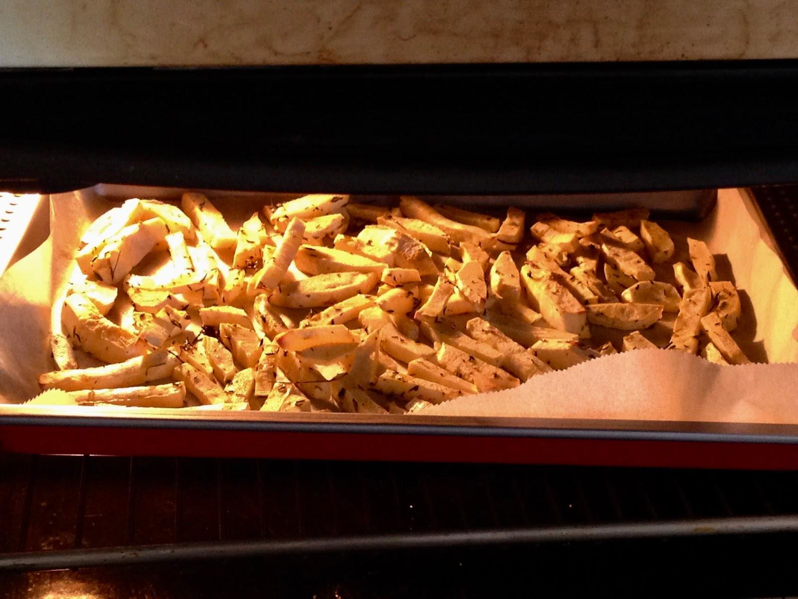 batatas fritas de cherovia