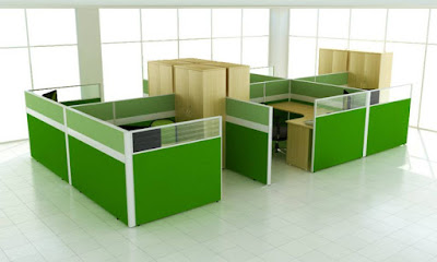 Jenis-Jenis Partisi Kantor Yang Cocok Untuk Memberikan Kenyamanan Dan Privasi