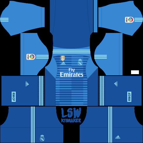 By Photo Congress || 512x512 Kits Real Madrid 2019 Goleiro