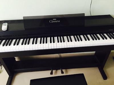 Đàn piano điện Yamaha CLP-30 Nhật Cũ Gía Rẻ
