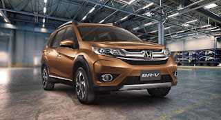 Dense and Sturdy Dimensions Honda BR-V