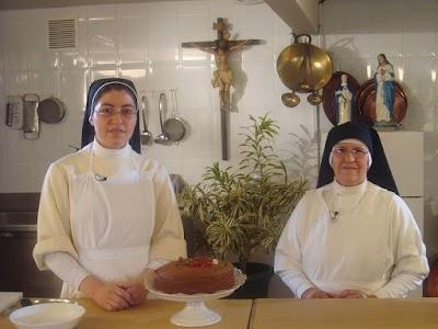 Recetas Divinas de las Monjas de Segovia
