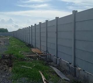Pagar Panel Semarang