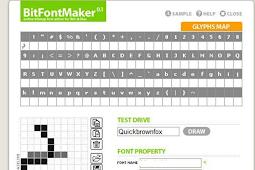 5 Tools Untuk Membuat Font Kreasi Kita Sendiri Dengan mudah