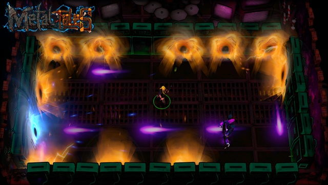 Metal Tales: Fury of the Guitar Gods PC Full Español