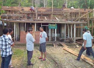 Wawali Tinjau Pembangunan Masjid Hasil Swadaya di Battang