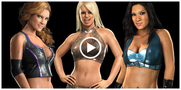 Top 10 Hottest WWE Divas all the time