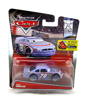 disney pixar mattel cars haul inngas retread