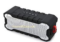 Logo Aukey Italia: vinci gratis 50 speaker Bluetooth modello M12