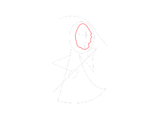HOW TO DRAW A Reaper