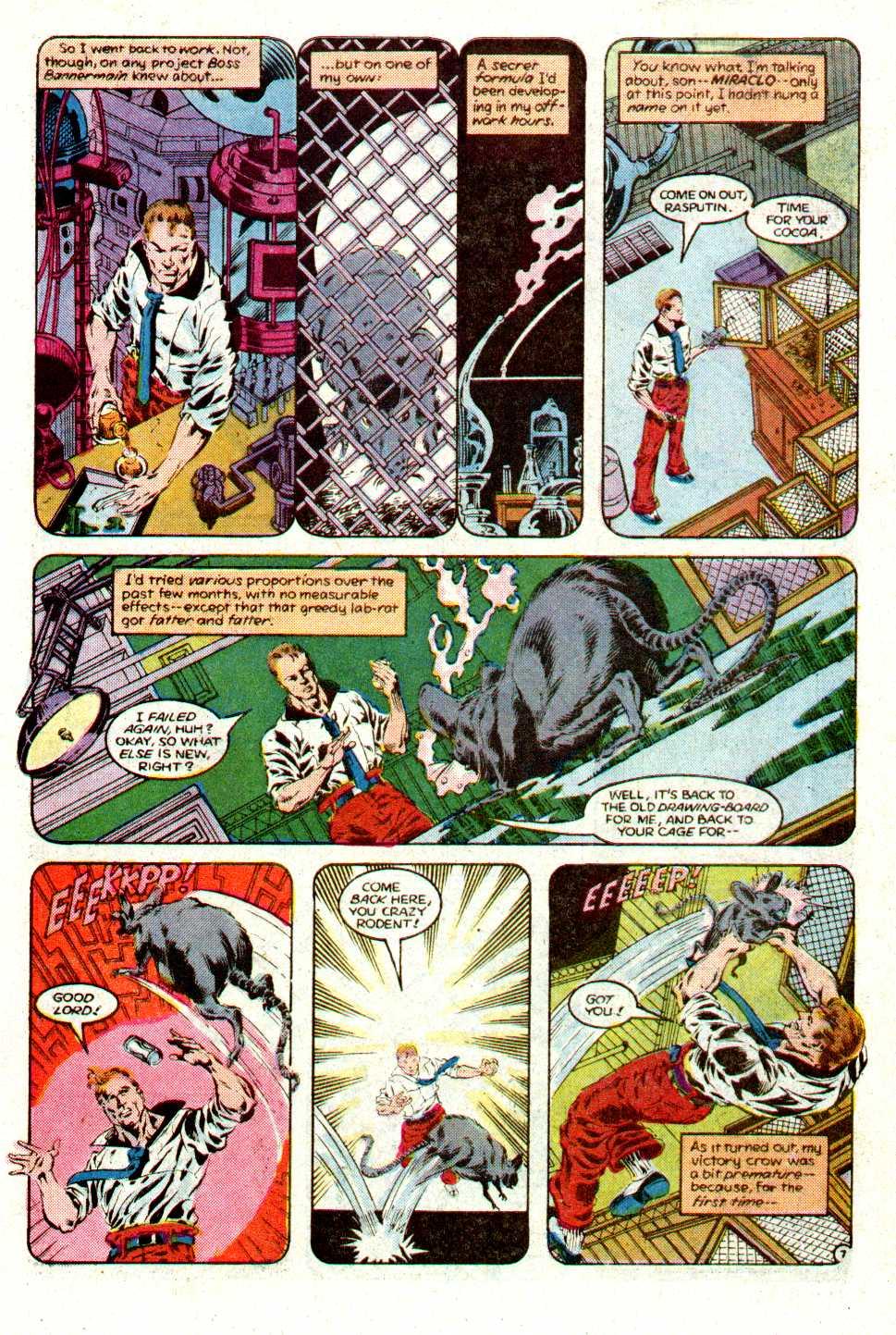 Read online Secret Origins (1986) comic -  Issue #16 - 28