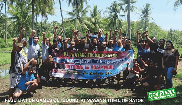 Outbound-Karyawan