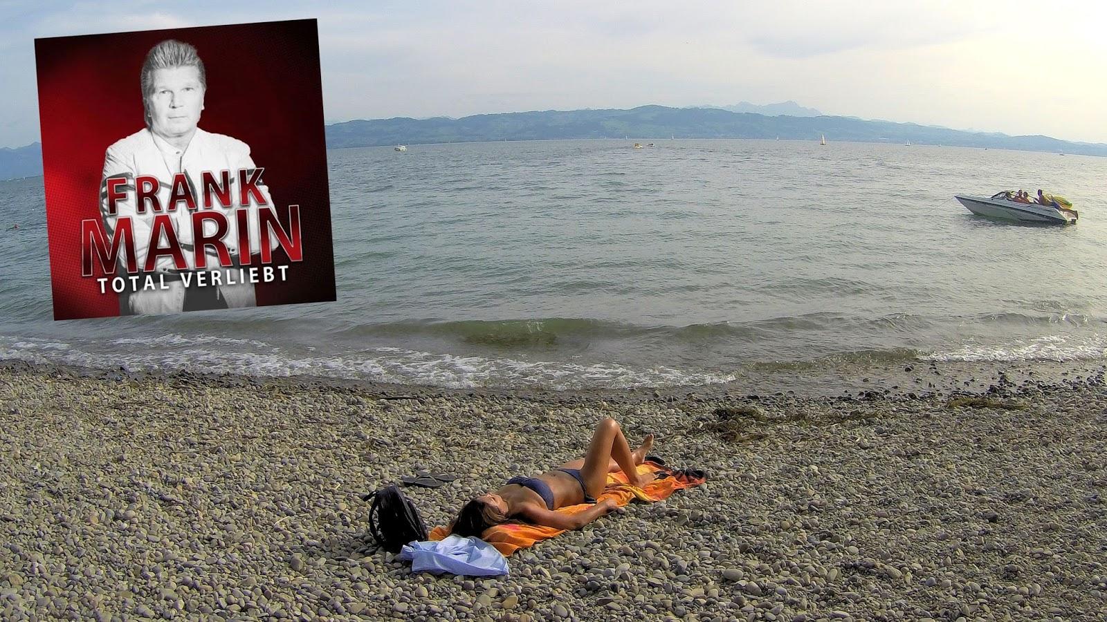 Neue Single von Frank Marin:''Total Verlieb'' - Das Gefühl kennen wir alle oder???