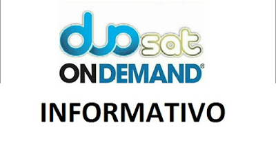 Duosat Atualizada a lista de filmes do On Demand no servidor Duosat - 27/09/2019