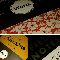 Various notebooks from Pocket Notebooks