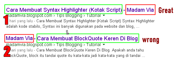 7 Cara Ampuh Membuat Blog Seo Friendly 2