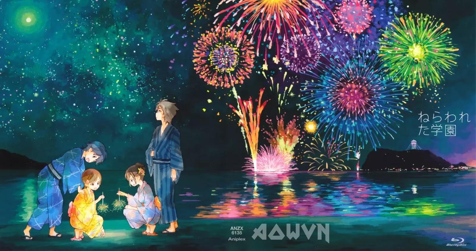 nerawareta aowvn - [ Full HD ] Nerawareta Gakuen – Học Viện Siêu Nhiên | Anime Vietsub Online – art siêu đẹp