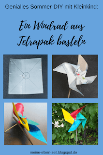 Unsere liebsten DIY-Upcycling Ideen mit kleinen Kindern für Garten, Balkon und Terrasse