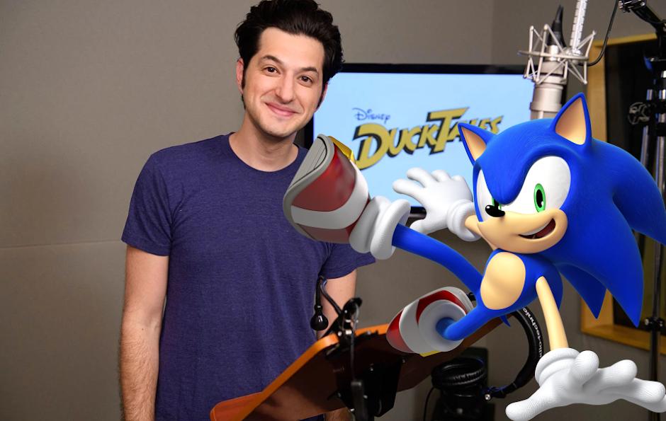 """elenco do filme de """"Sonic"""""""