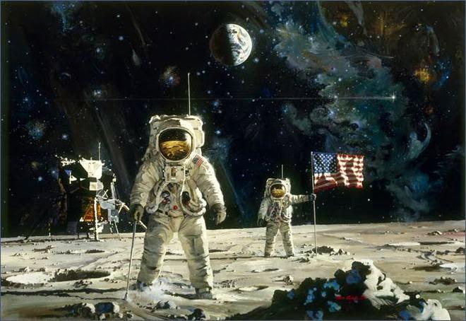 Τι λέει η Πυθία για τον λόγο που δεν επιστρέψαμε ποτέ στη Σελήνη από το 1972;