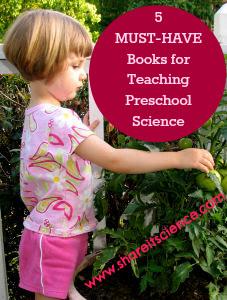 best books for teaching preschool science