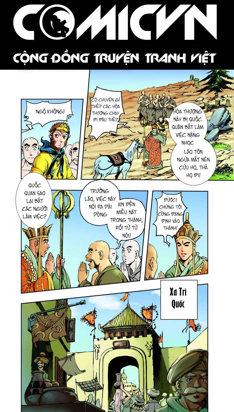 Tây Du Ký màu - Chapter 86 - Pic 2