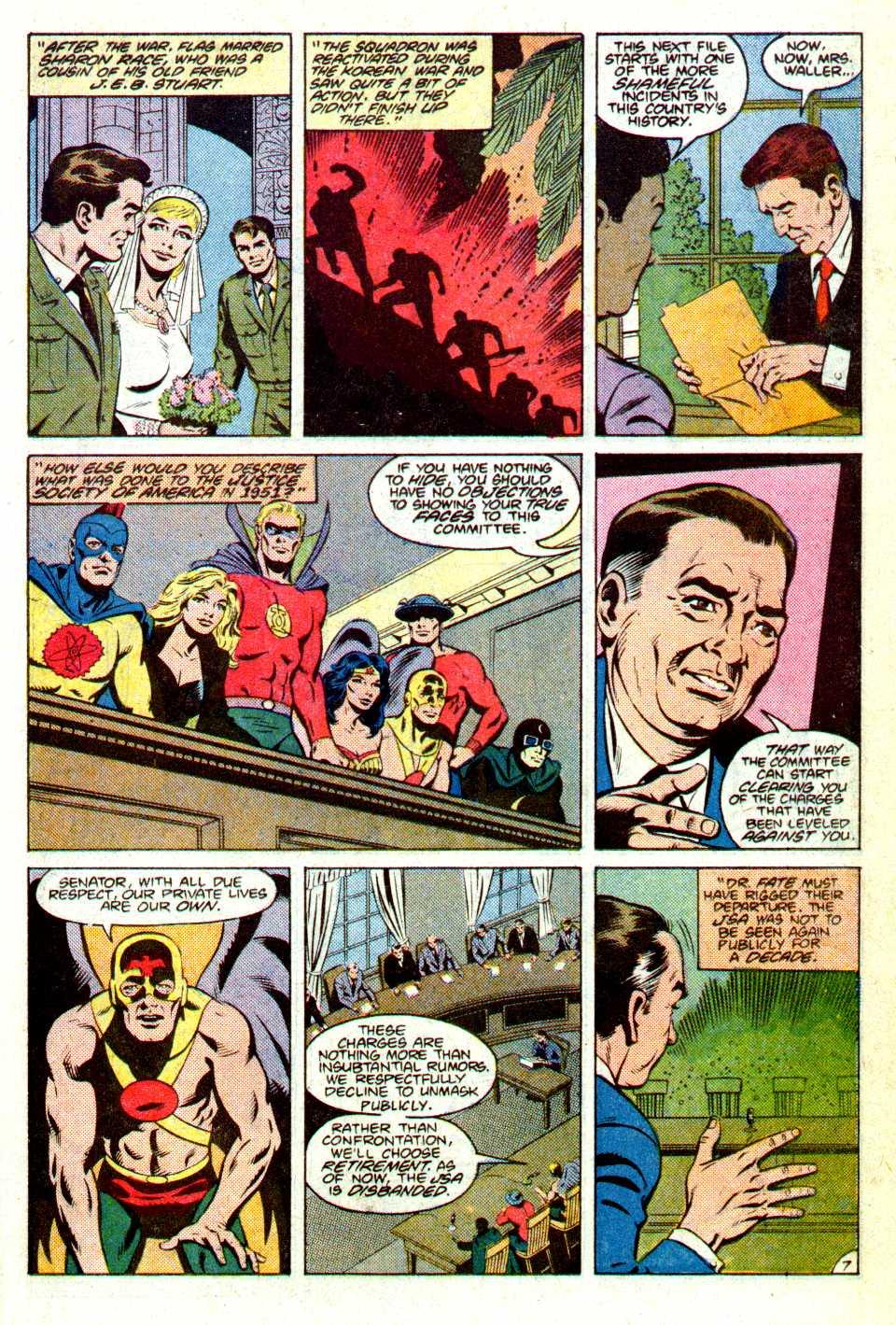 Read online Secret Origins (1986) comic -  Issue #14 - 9
