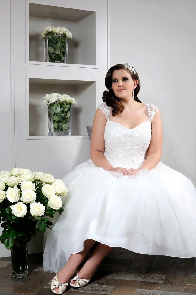 Atractivos vestidos de novia para gorditas   Moda y Tendencias para ...