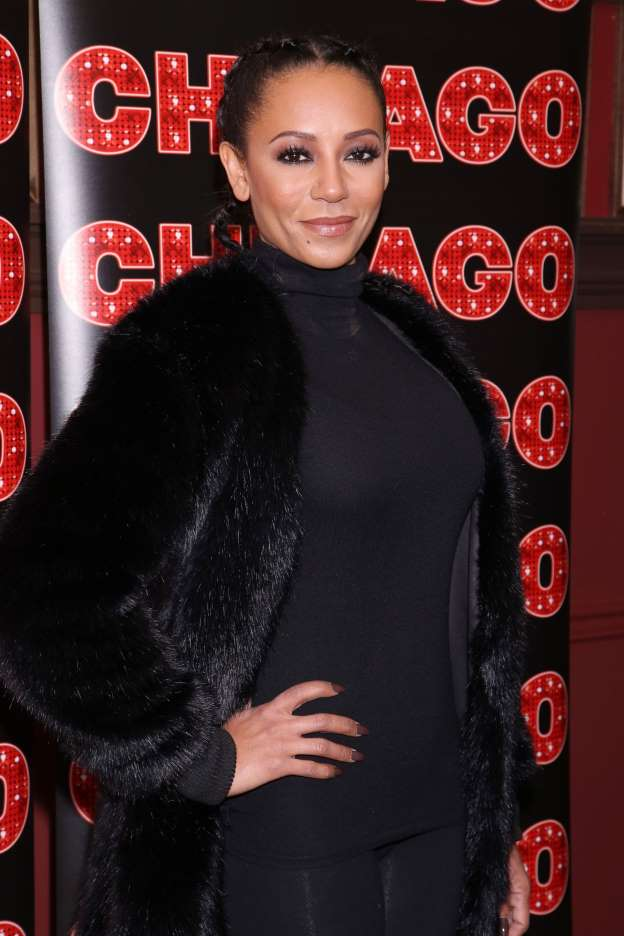'Be Free Dad' -- Mel B's father, Martin, passes at 63 after cancer battle