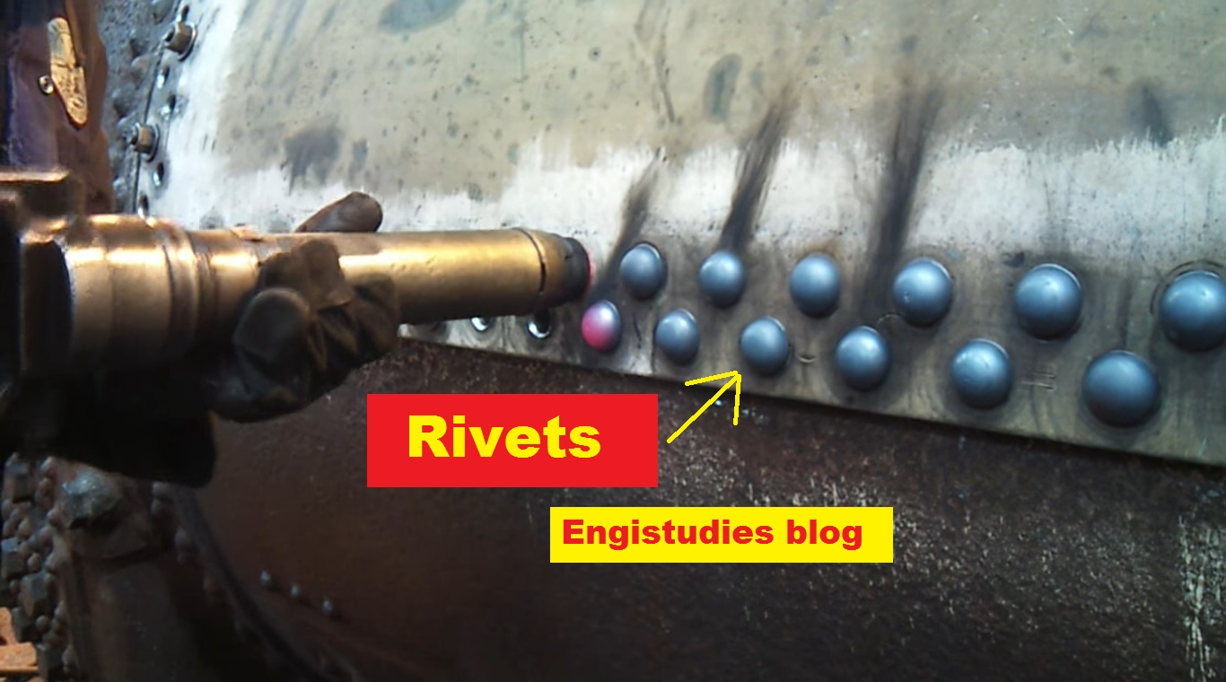 Advantages and disadvantages of rivet
